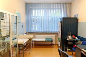 Gabinet lekarski i sala zabiegowa
