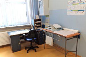 Gabinet lekarski 1